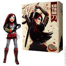 2016 SDCC MATTEL DC SUPER HERO GIRLS KATANA DOLL! COMIC CON! SOLD OUT!