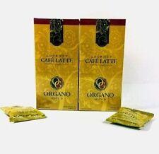 6 Boxes Organo Gold Cafe Latte Organic Ganoderma Gourmet EXPRESS 3 Days Deliver