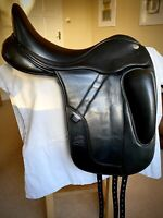 Fairfax Gareth Monoflap Dressage Saddle