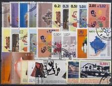 KOSOVO - JAHRGANG YEAR 2000 BIS 2004 KOMPLETT NR. 1 BIS 27 gestempelt canceled