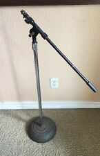 Atlas Sound Cast base #1169 & Microphone Stand With Partial Boom