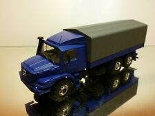 CURSOR 508 MERCEDES BENZ ZETROS - BLUE 1:43 - VERY GOOD CONDITION