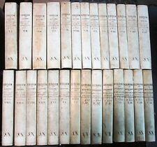 27 Vols. NOUVELLES ANNALES De MATHEMATIQUES. #1 ..(1842 -1870) TERQUEM, GERONO +