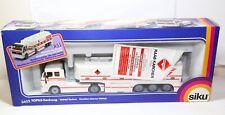 Siku 3422 Topas Tankzug RAAB Karcher In Its Original Box - Mint Ex Shop Stock