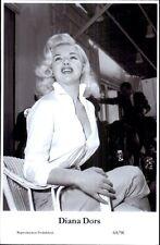 Beautiful Actress Diana Dors 64/96 Swiftsure 2000 Postcard GREAT QUALITY