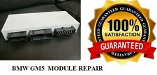 BMW Central locking GM5 module repair Service London E46 3 Series GM5 Relay fix