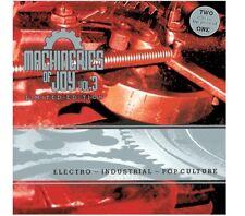 Machineries of Joy Vol. 4 2cd EBM Blutengel Combichrist Spetsnaz Ashbury Heights