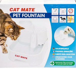 .PET MATE CAT MATE DRINKING FOUNTAIN (335)