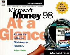 Microsoft Money 98 at a Glance (At a Glance)