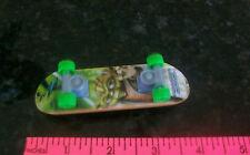 MJ Mini Skateboard Star Wars McDonald's Happy Meal Toy Yoda The Clone Wars