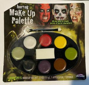 Halloween Cream Makeup Palette for Horror Themes