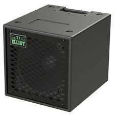 More details for used trace elliot elf 1 x 10 bass cabinet neodymium full range driver 300w rms