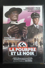 DVD guerre le pourpre et le noir neuf emballé 1983 gregory peck