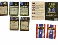 D-Day Dice: Legendary Units Promo Pack