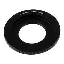 Fotodiox Objektivadapter C-Mount CCTV / Cine Lens to Nikon F Camera Body