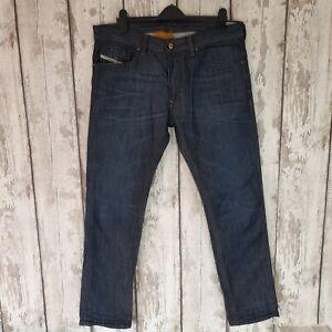Diesel Thavar W36 L32 Men's Jeans Slim Skinny Wash 0842N