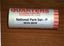 2010-2016 ATB National Park 35 coin quarter set - P Philadelphia Mint