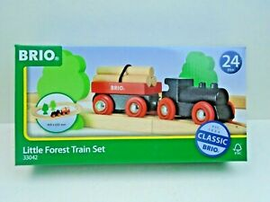 BRIO #33042 Little Forest Train Set