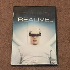 Realive (Dvd, Movie, Sci-Fi, Fantasy, Widescreen, 2017, Nr) Brand New, Sealed