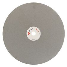 "8"" inch Grit 320 Diamond Grinding Disc Abrasive Wheel Coated Flat Lap Disk Stone"