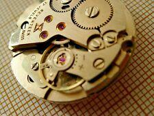 Mouvement montre AS ST 1950/51 siglé Edox Mécanique watch movment swiss