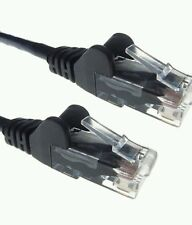 EXTRA LONG / 5m RJ45 Cat5e Ethernet Lead Snagless LAN UTP Patch Network Cable ☆☆