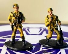 Micro Machines Mini Army Military Action Figures Excellent Shape