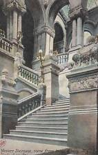 Antique POSTCARD c1908 Western Staircase Capitol ALBANY, NY 17753