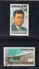 Malí Kennedy y Aviones Series del año 1988 (DQ-278)