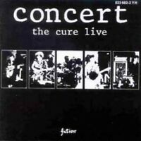 The Cure - Live In Concert (NEW CD)