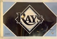 Wincraft MLB Factory Sealed Tampa Bay Rays 3'x5' Vibrant Horizontal Team Flag