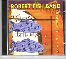 (GM262) Robert Fish Band, Dances with Fish - 1997 CD