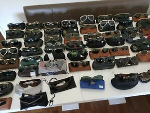 Ray Ban Brillen-Sammlung kompl.65Stck.-Ray Ban Collection complete for Sale 65x