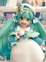 Hatsune Miku Figure 2nd Season Winter ver. Vocaloid 18cm Christmas Free-shipping