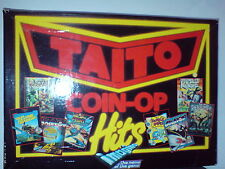TAITO COIN-OP HITS - 8 ARCADE SMASH HITS - ZX SPECTRUM