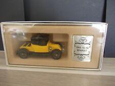 Corgi 1/43 - Renault 12/16  1910 - Gelb - Collector's Classics