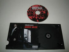 TIMBALAND/SHOCK VALUE(BLACKGROUND/0600753027851)CD ALBUM