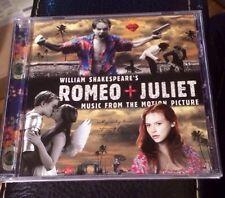 Romeo + Juliet by Original Soundtrack (CD, Oct-1996, Capitol/EMI Records)