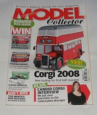 MODEL COLLECTOR DECEMBER 2007 - SUN STAR'S 2RT2/CLASSIC MARKLIN/SHOWBUS REPORT
