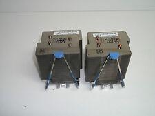 Lot of 2 Dell Poweredge 6850 Server CPU Processor Heatsink Modules