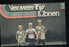 TEAM Cyclisme cp 81 Vermeer Thijs ciclismo Cycling wielrennen roland liboton