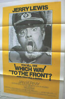 Filmplakat,Plakat,WHICH WAY TO THE FRONT,JERRY LEWIS #154