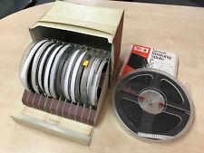 14 bobine di VINTAGE 8 mm colore CINE Film-Family VACANZE & Generali Vita