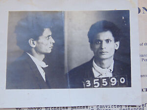 c.1913 - THREE ANTIQUE TEXAS WANTED POSTERS w MUG SHOTS - ESCAPED CONVICTS