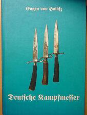 Deutsche Kampfmesser 1 Dolche Ehrendoche Messer Einsatzmesser Buch Bildband NEU