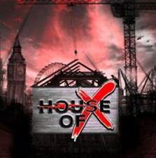 House of X - Same CD 2014 British Hard Rock Laurence Archer Danny Peyronel
