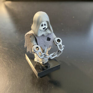 LEGO Minifigures Series 14: Monsters (71010) Specter Ghost In Chains