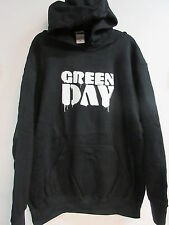 NEW - GREEN DAY BAND CONCERT MUSIC PULLOVER HOODIE SWEATSHIRT EXTRA LARGE