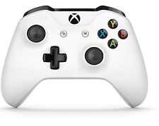 Official Microsoft Xbox One S Wireless Controller - White BRAND NEW