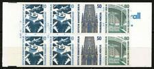 Germany Berlin MNH 1989 MNH - Stamp Booklet Views Mi-MH 14 oZ SG-BSB 14